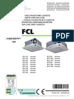 Aermec_FCL_32-124_Installation_manual_Eng