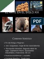 ARTE DEL SIGLO XIX. VALIDO.pptx