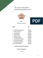 makalah Refleksi komplementer 1