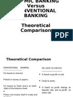 Comparison Islamic vs Conventional Banking