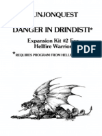 DunjonQuest Danger in Drindisti