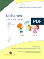 SF04c_DaZ_Material_Verben_Schule