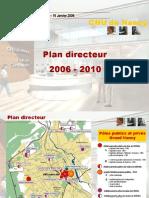 plan directeur-presse