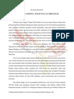 Kajian Covid-19 SPKS
