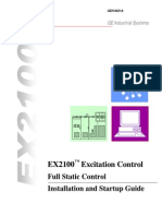 Ex2100 Startup Guide