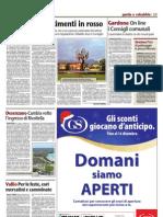Rassegna Stampa - GdB - Sabato 5 Dicembre 2009 - Gardone. Online i consigli comunali