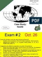 Class 17 - Oct.21 Case Study