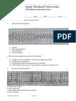 EKG test 1