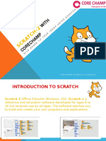 Scratch-Gaming Module Part 1 (Introduction)