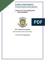 M.Sc Applied Psychology( Industrial Psychology).docx