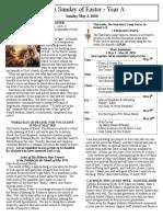 Bulletin - May 3, 2020