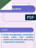 Stat 6 T-independent test.ppt