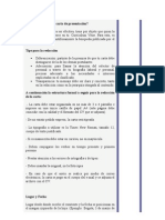 modelos carta de presentación