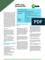 SilenCircle Plus mTFP1 Basic RNAi Kit