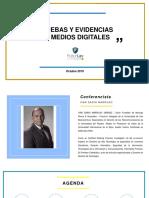 Prueba y Evidencia Digital