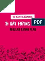 Regular+14+Day+Eating+Plan+-+The+Beautiful+Body+Guide