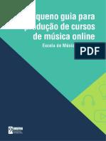 Pequeno Guia para a Produca o de Cursos Online 2020