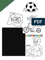 Exercícios de colorir - Pré-Escolar