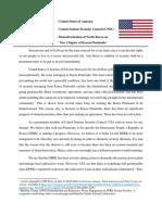Position Paper - USA - Aninda Annisa