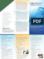 International Institute Multilingual Brochure