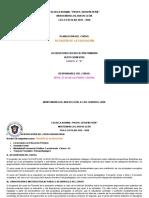 FILOSOFÌA DE LA EDUCACIÒN. 2020. PRIMARIA. 6A prontuario