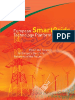 European Smart Grid Technology Platform