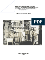 dissertação sobre cascudo