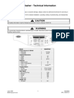 Maytag Service Manual 2