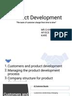 product development ppt