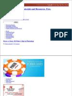 www.tutorial9.net_photoshop_draw-a-classy-3d-poker-chip-in-photoshop_