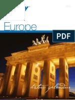 Europe Brochure 2010-11