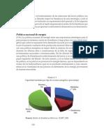 Politica Nacional de Energia (Plan Quinquenal El Salvador)