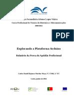 modelo de relatório 2