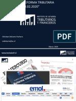 Foro Reforma Mercado de Capitales e Iva Christian Delcorto