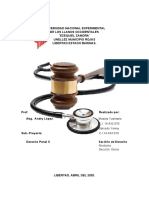 Trabajo de Medicina Legal II 2