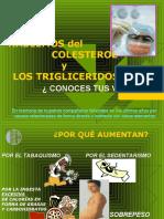 EL COLESTEROL.pps
