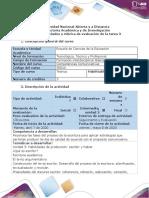 Guía de actividades y rúbrica de evaluación - Ciclo de la tarea - Tarea 3 .docx