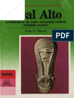 Real Alto La Historia de un centro ceremonial Valdivia Primera Parte