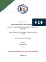 Decribir la conformación de las fuerzas armadas de la Republica dominicana.docx