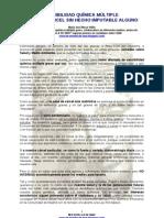 SQM.- pena de cárcel sin hecho imputable alguno (ponencia de Mi Estrella de Mar. Huelva 2010)