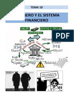 Tema 10 El Dinero y El Sistema Financiero