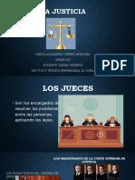 Presentación de Diego Torres