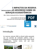 ANALISE DOS IMPACTOS DA RESERVA BIOLÓGIA DO ARVOREDO SOBRE OS SERVIÇOS ECOSSISTÊMICOS.pdf