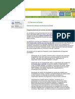 Anvisa - Programa de Controle de Infecção em Serviços de Saúde