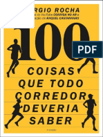 100 Coisas que Todo Corredor Deveria Saber - Sergio Rocha