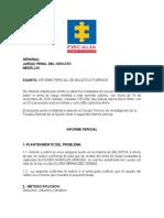 INFORME DE BALISTICA.doc