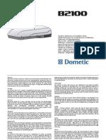 B2100IT dometic