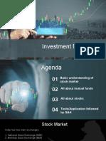 Stock Market PowerPoint Templates