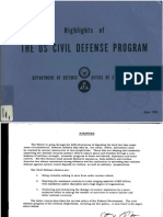 Civil Defense Program (1963)