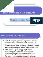 129061541 Metode Newton Raphson